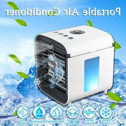 Portable Mini Air Conditioner Fan Water Cooling Cooler Humid