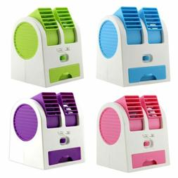 Portable Mini USB Air Conditioner Fan & Air Cooler & Humidif
