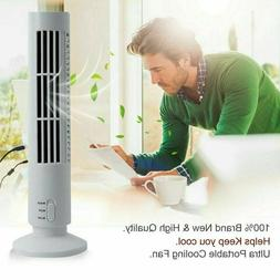US Small Portable USB Cooling Air Conditioner Purifier Tower