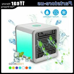 USB Portable Mini Air Conditioner Cool Cooling Bedroom Artic